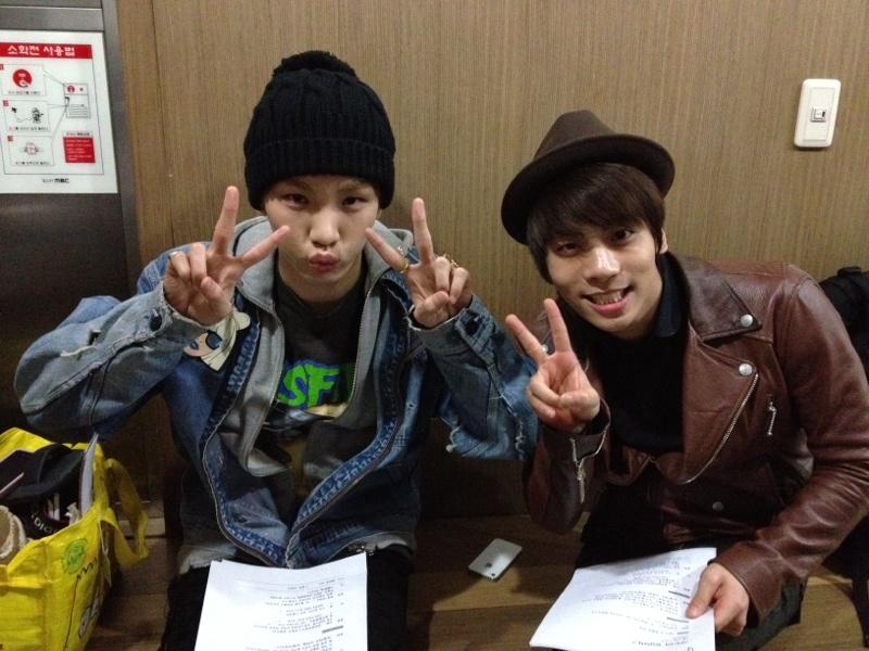 Me2day Shinee Jonghyun Shinee Key And Jonghyun Work