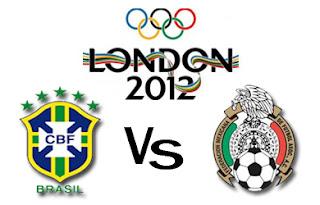 Prediksi Brazil vs Meksiko Final Olimpiade London 11 Agustus 2012