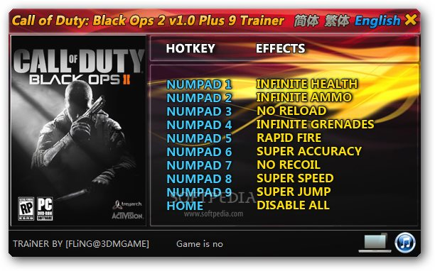Amazing Black Ops Multihack Finally Working