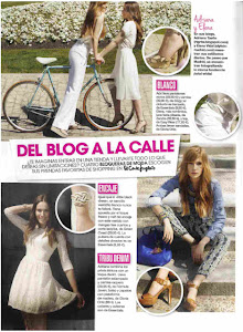 En la revista Marie Claire
