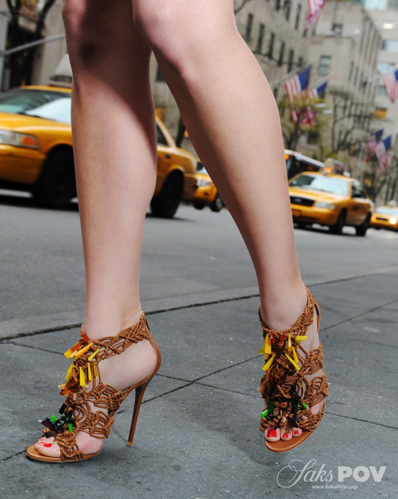Los mejores zapatos de noche para la mujer de hoy