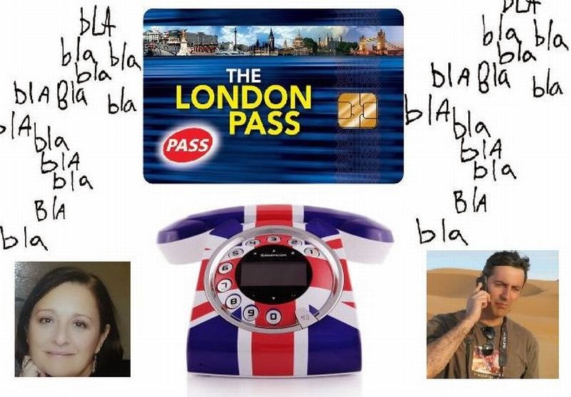 london pass, london pass 6 dias