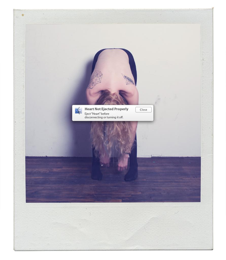 ©Victoria Siemer (aka Witchoria) - Human Error