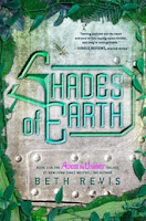 bookcover of SHADES OF EARTH by Beth Revis