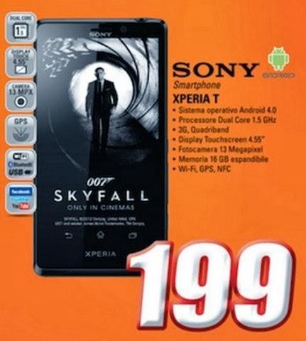 Ottima promozione su uno smarpthone android di fascia media alta venduto a 199 euro fino a metà novembre 2013
