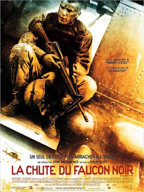 Regarder La Chute du faucon noir en streaming