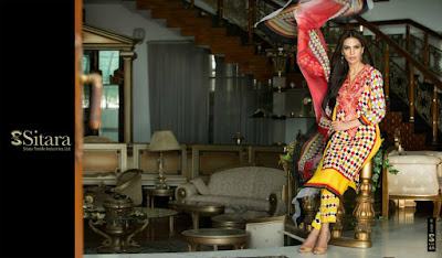 Suits, Dress, Designs, 2015, Eid, Girls, Pakistani.