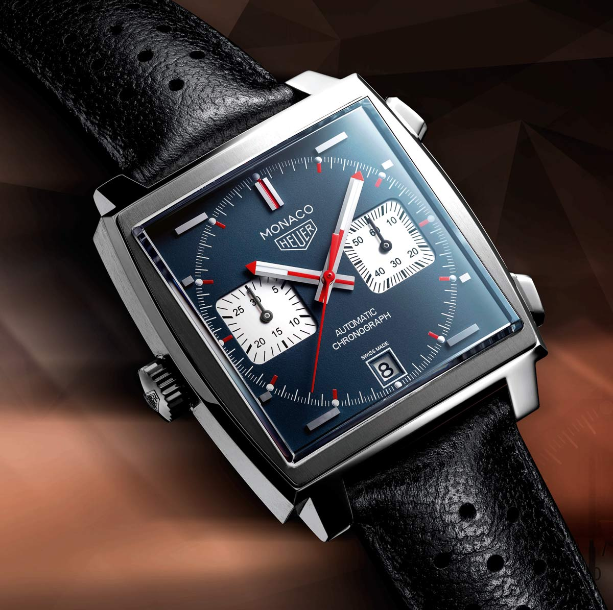 tag heuer monaco calibre 11 chronograph time and watches. Black Bedroom Furniture Sets. Home Design Ideas