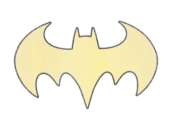 Batwoman mask template - photo#2