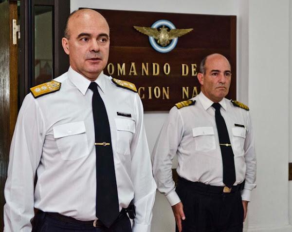 Nuevo Jefe de Estado Mayor en el Comando de la Aviación Naval Argentina