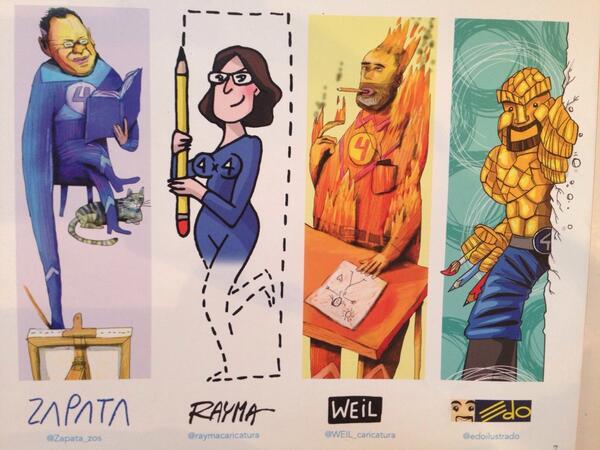 Zapata, Rayma, Weil y EDO