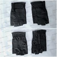 Sarung Tangan / Glove Kulit Half