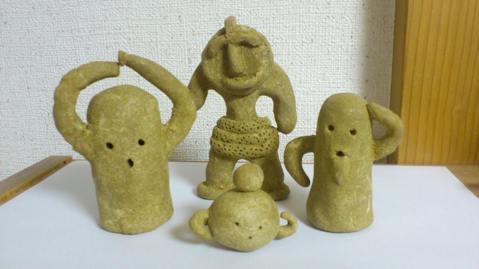 土偶・埴輪