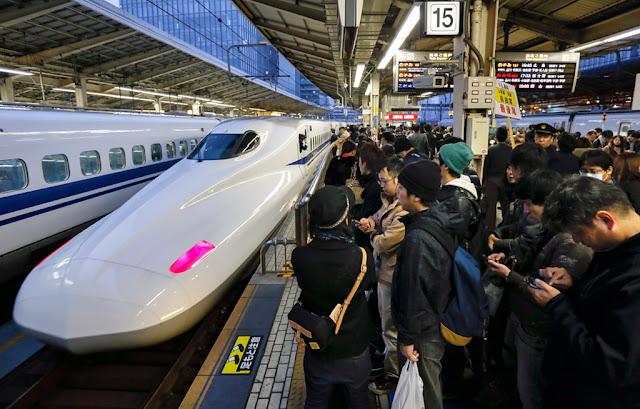 Bullet Train Japan