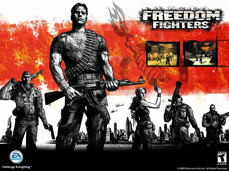 تحميل لعبة Freedom Fighters  برابط واحد