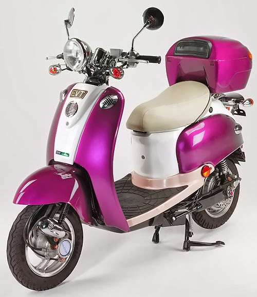 Electric mopeds for teenagers motor bikes lovers for Motorized scooters for teenager