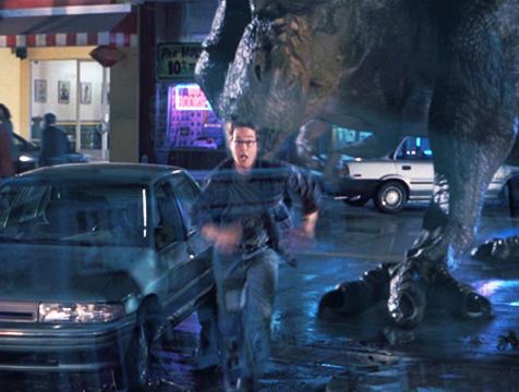 El guionista David Koepp en El mundo perdido. Jurassic Park - Cine de Escritor