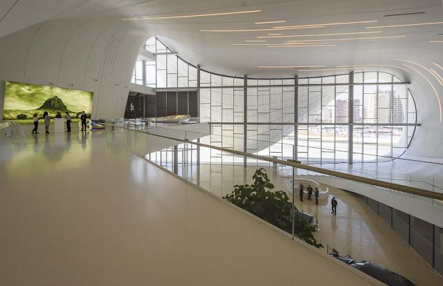 Heydar Aliyev Centre, Baku Azerbaijan