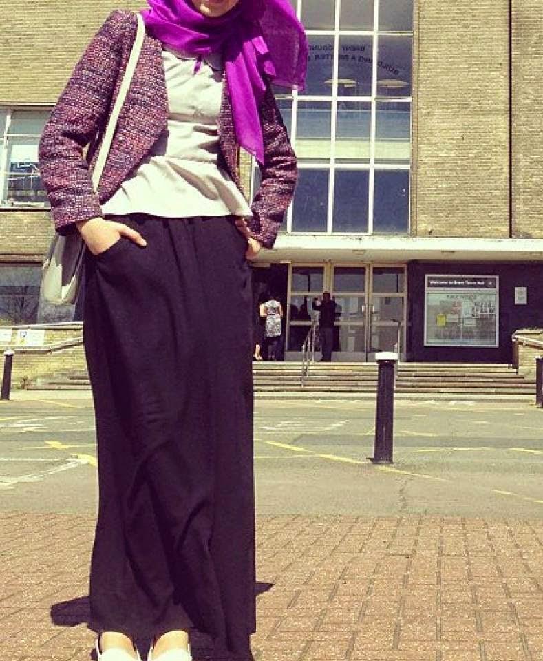 Jupe pour femme musulmane
