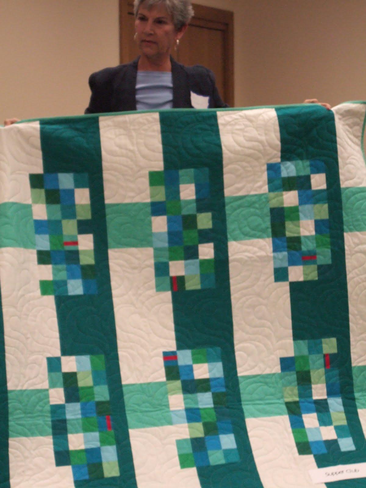 Quilt Guild Swap Ideas : Flourishing Palms: First Modern Quilt Guild Meeting