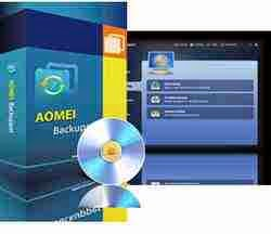 Free Download AOMEI Backupper Standard 2.1.0