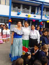 APOYANDO EL FESTIVAL DE DANZAS