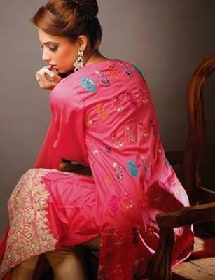 Hadiqa Kiani Eid Collection 2014