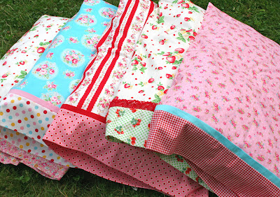 Tutorial On Pillowcase: lovely little handmades  a magic pillowcase tutorial!,