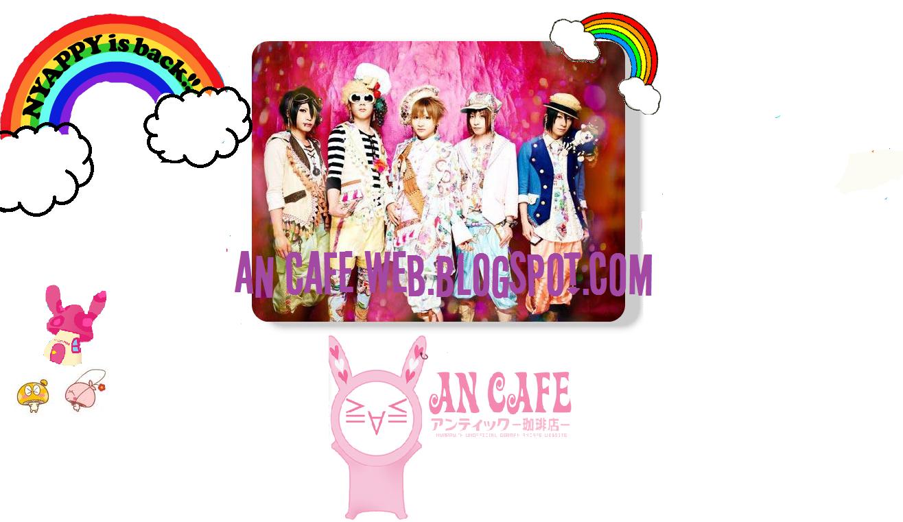 (≧∀≦) An Cafe Web (≧∀≦)