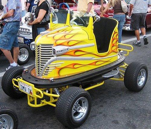 Classic Car Bumpers : Bumper car hot rods classic cars