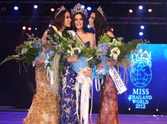 Watch Miss World Thailand 2012 Full Pageant Online