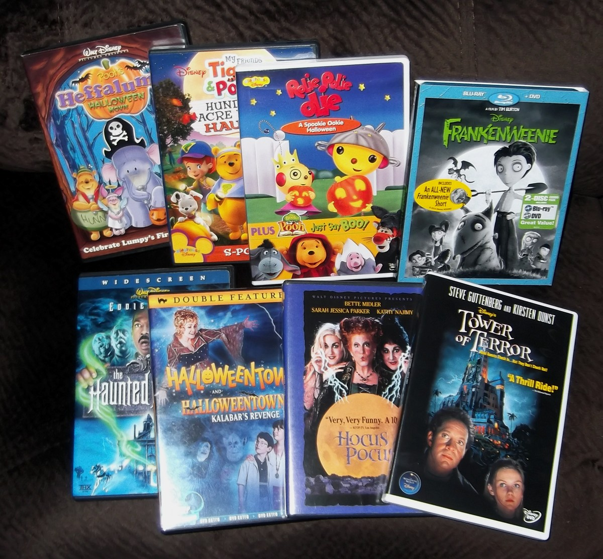 Disney Halloween Movies for Kids - Tips from the Disney Divas and ...