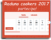Raduno cookers