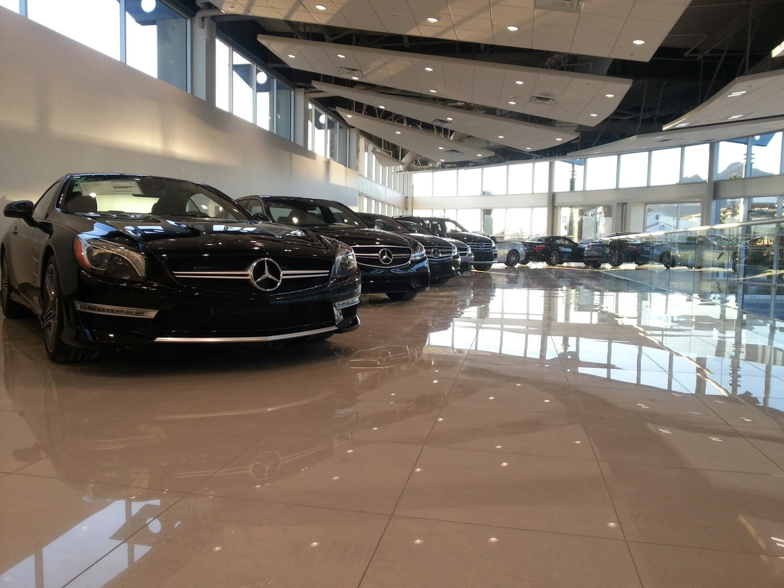 Bojan Savic Master Certified Sales Consultant New Year New Dealership Mercedes Benz Of