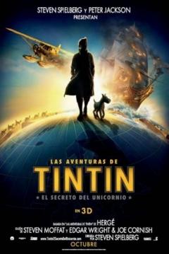 Tintin la película : de libro a la pantalla grande..