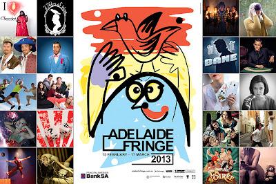 my adelaide fringe picks 2013