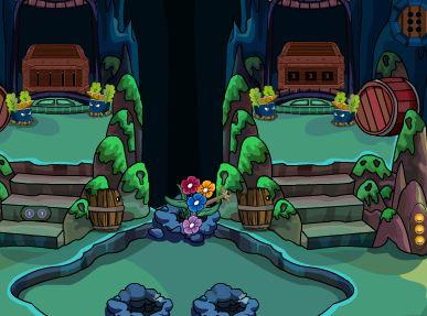 GamesNovel Fantasy Snow Cave Escape