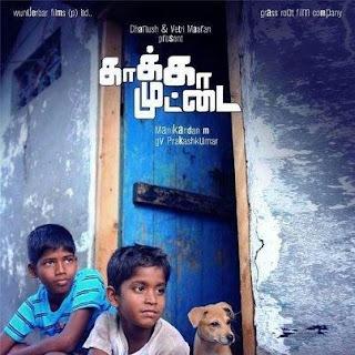 Kaakaa Muttai poster still