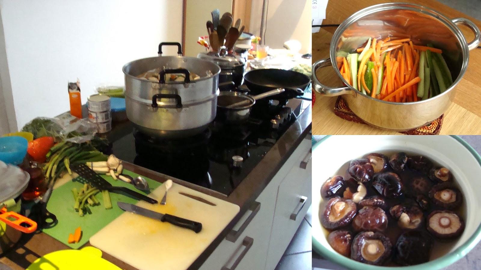 Makkelijk thais eten simple thai food een gezellige thaise kookles en - Idee gezellige maaltijd ...