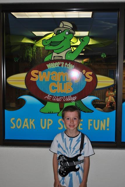 swampy's club