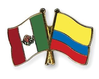 Partido Amistoso Colombia Vs Mexico