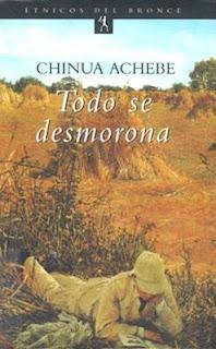 Descargar libro Todo se desmorona de Chinau Achebe epub pdf gratis