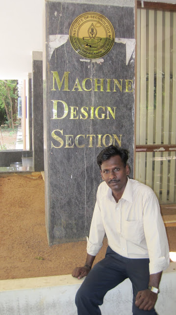 IIT-M, Machine Design Section