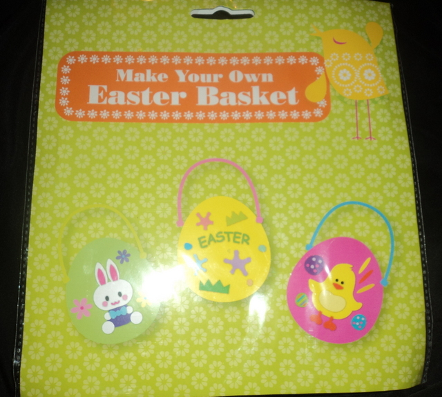 Where roots and wings entwine happy easter with asda your own easter basket kit each as i love getting creative i think these kits are great fun for children and at 1 they are fantastic value for money negle Gallery
