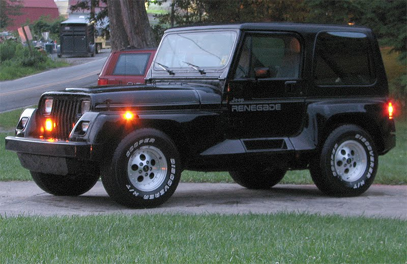Jeep Yj Wrangler Renegade Pictures Jeeps
