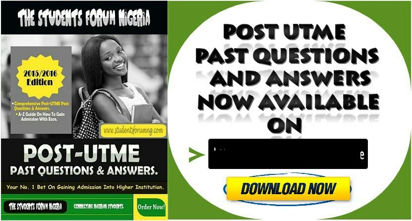 Past Question Downloads