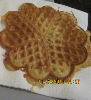 ... : waffles, Peter Rabbit cake, lemon meringue pie, eclairs, chili