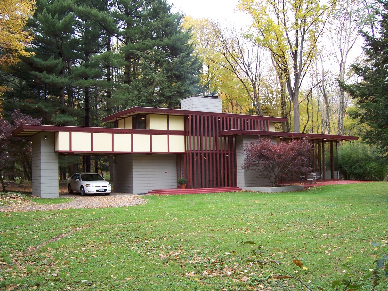 Colin edward slais architect designer frank lloyd wright for Palmers homes