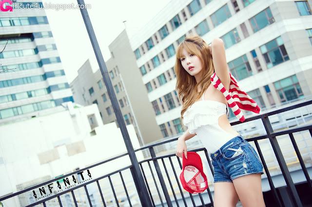 Heo-Yun-Mi-Red-White-and-Blue-08-very cute asian girl-girlcute4u.blogspot.com.