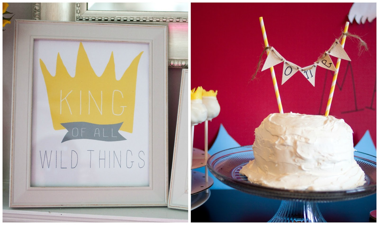 Where The Wild Things Are Party Printables